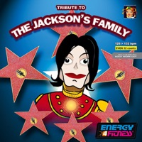 Workout Music By Energy 4 Fitness - Tribute to The Jackson's Family (126-132 BPM Non-Stop Workout Mix) (32-Count Phrased Instructor Mix)