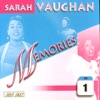 Memories Vol. 1, Sarah Vaughan