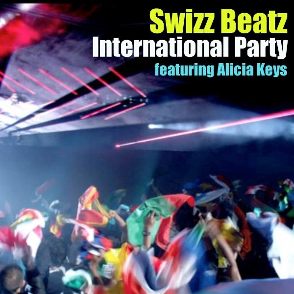 International Party (feat. Alicia Keys) - Single