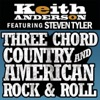 Three Chord Country and American Rock Roll feat Steven Tyler Single