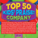 Kids Praise Co. - Top 50 Kids' Praise! Company