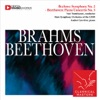 Brahms: Symphony No. 2 - Beethoven: Piano Concerto No. 3, Andrei Gavrilov, State Symphony Orchestra of the USSR & Yuri Temirkanov