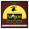 Highlights from the Complete Recording of Boublil and Schönberg's Miss Saigon - Miss Saigon International Cast