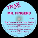Mr. Fingers - Can You Feel It (The Original Instrumental Mix)
