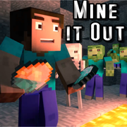 Mine It Out - Minecraft Parody (feat. Kelsey VanSuch) - GameChap - GameChap
