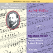 Saint-Saëns: The Complete Works for Piano and Orchestra