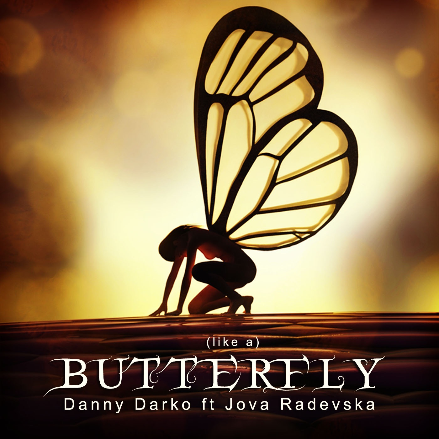 Butterfly (feat. Jova Radevska) - Single