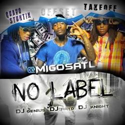 View album Migos - No Label