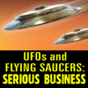 Frank Edwards - UFOs and Flying Saucers: Serious Business  artwork