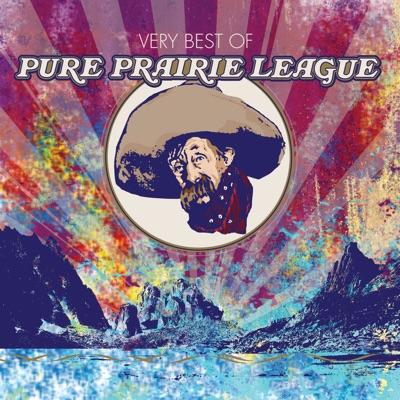 The Very Best of Pure Prairie League (feat. Craig Fuller, Vince Gill, John David Call & Mike Reilly) - Pure Prairie League
