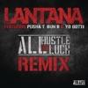 All Hustle No Luck feat Pusha T Bun B Yo Gotti Remix Single