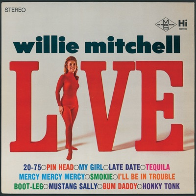 Live - Willie Mitchell