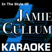 Karaoke in the Style of Jamie Cullum - EP
