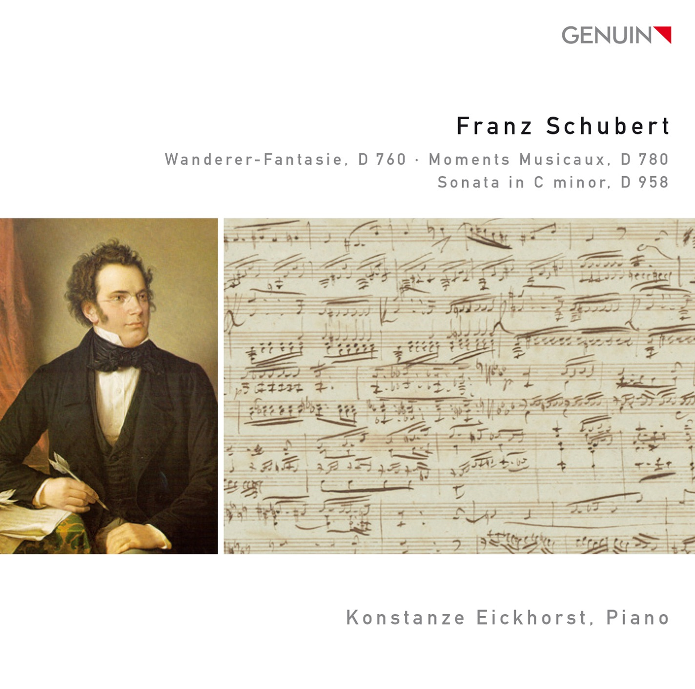 6 Moments musicaux, Op. 94, D. 780: No. 5 in F Minor. Allegro vivace