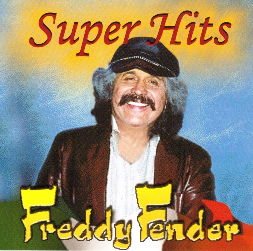 Freddy Fender - Super Hits
