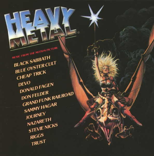 Various Artists - Heavy Metal (Music from the Motion Picture) album wiki, reviews