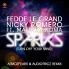 Sparks Turn Off Your Mind Atmozfears Audiotricz Remix feat Matthew Koma Single