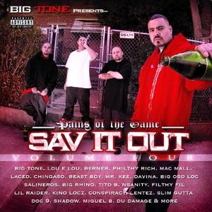 Big Tone, Mr. Kee, Lil Raider, Davina Joy & Miguel B - How Deep is Your Mobb