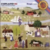 Copland: Old American Songs, Canticle of Freedom, Four Motets, Jerold D. Ottley, Michael Tilson Thomas, Mormon Tabernacle Choir & Utah Symphony Orchestra