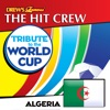Tribute to the World Cup Algeria