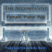 Somewhere Only We Know (Piano Audition Backing Track in Bb)