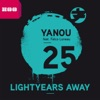 25 Lightyears Away feat Falco Luneau Single