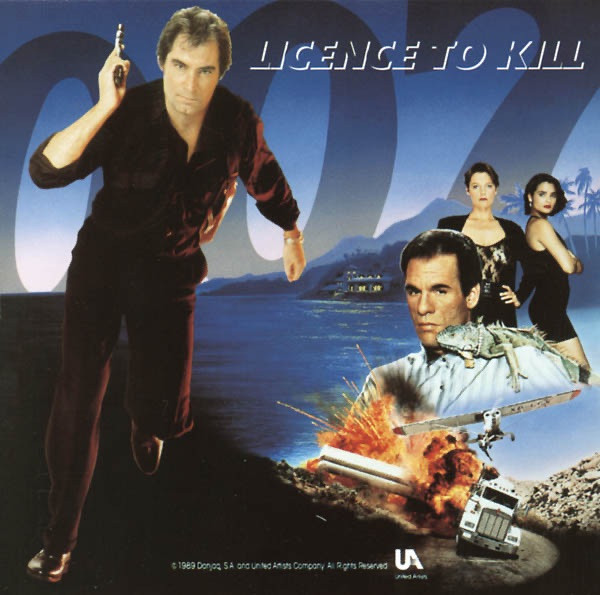 Cover art for Licence To Kill