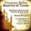 Vincenzo Bellini : Beatrice di Tenda (1961), Volume 1, Dame Joan Sutherland, Mario Zanasi, Renato Cioni, Margreta Elkins, Orchestra del Teatro di San Carlo & Nicola Rescigno