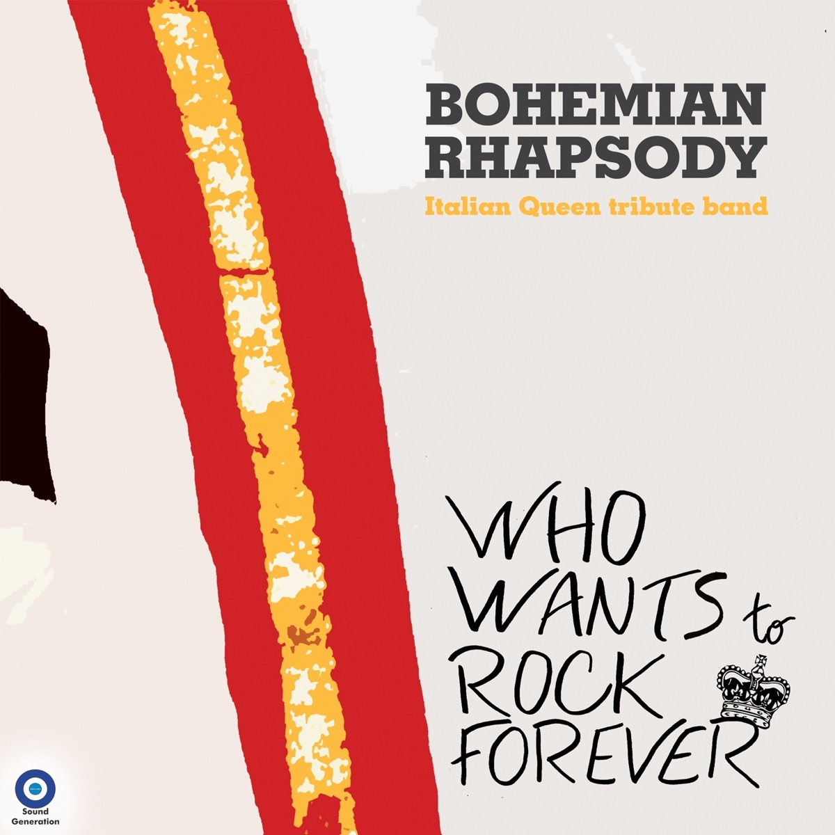 Who Wants to Rock Forever Bohemian Rhapsody CD cover