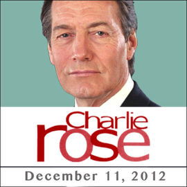 Charlie Rose: Downton Abbey and Garrison Keillor, December 11, 2012 audiobook