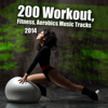 Various Artists - 200 Workout, Fitness, Aerobics Music Tracks 2014 artwork