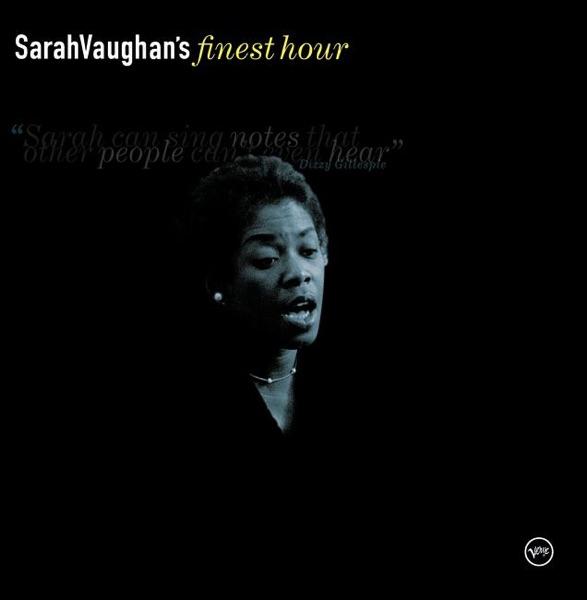 Sarah Vaughn - Broken Hearted Melody