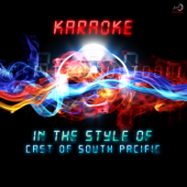 Karaoke (In the Style of Cast of South Pacific)