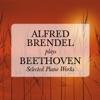 Alfred Brendel Plays Beethoven: Selected Piano Works ジャケット写真