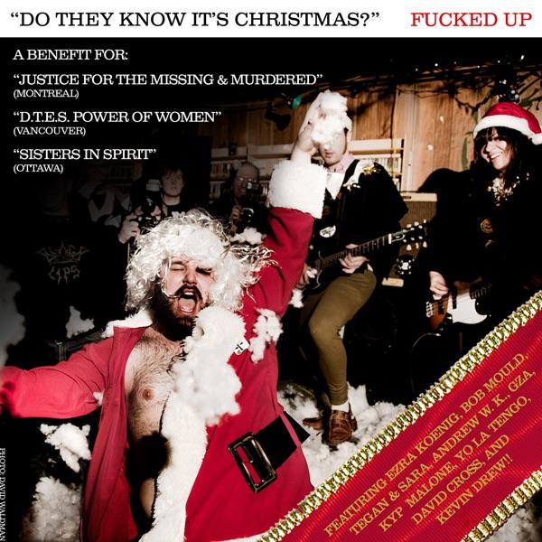 Do They Know It's Christmas? (feat. Andrew W.K., Bob Mould, David Cross, Ezra Koenig, GZA, Kevin Drew, Kyp Malone, Tegan & Sara & Yo La Tengo) - Single
