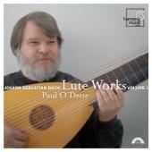 Paul O'Dette - Sonata in G Minor, BWV 1001 : I. Adagio