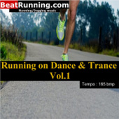 Running On Dance & Trance, Vol. 1 (165 BPM) - EP
