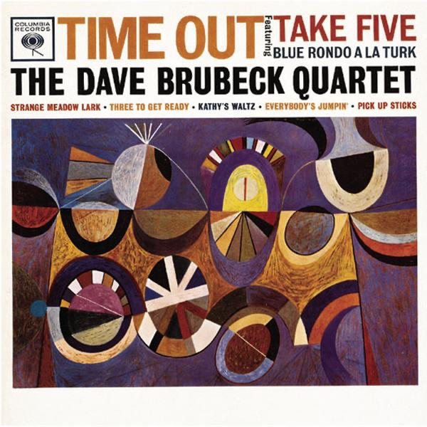 Dave Brubeck Quartet - Pick Up Sticks