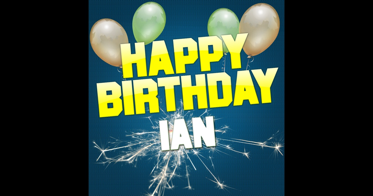 Happy Birthday Ian - EP by White Cats Music on Apple Music