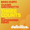 Three Counts - Single, Olivier Giacomotto & Bass Kleph