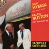 I'm Crazy 'Bout My Baby - Ralph Sutton Dick Hyman