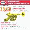 Tchaikovsky: 1812 Overture & Beethoven: Wellington's Victory ジャケット写真