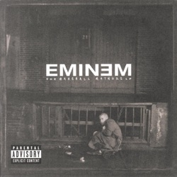 View album The Marshall Mathers LP