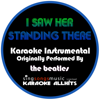 I Saw Her Standing There (Originally Performed By the Beatles) [Instrumental Version] - Karaoke All Hits