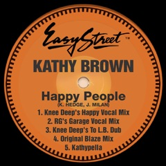 Happy People - Single