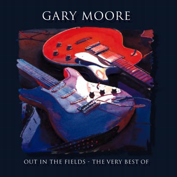 Gary Moore & Phil Lynott mit Out In the Fields