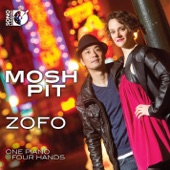 ZOFO Duet - 5 Days from the Life of a Manic Depressive: I. Metamorphoses on I'm Crazy 'Bout My Baby