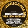 Sea Lion Woman - EP ジャケット写真