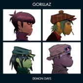Demon Days-Gorillaz