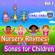 ChuChuTV Nursery Rhymes & Songs for Children, Vol. 1 - ChuChu TV - ChuChu TV